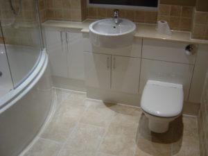 Arcusbyg har megen erfaring med levering nyt badeværelse. Se eksempel 4 her.