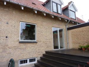 Udskiftning af vinduer og døre // eksempel 2 // Arcusbyg.dk