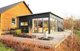 Udestue og vintehave, eksempel 4 fra Arcusbyg.dk