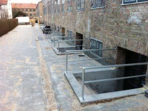 Arcusbyg er specialister i etablering af nye trapper. Se eksempel 2 her.