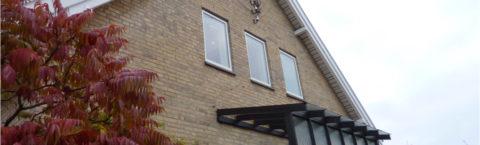 Nye vinduer & døre