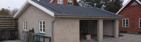 Garager & carporte